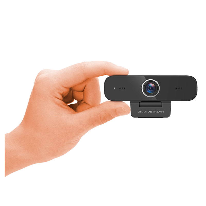GUV3100, Webcam Full-HD 1080p USB 2.0, 2 Mics