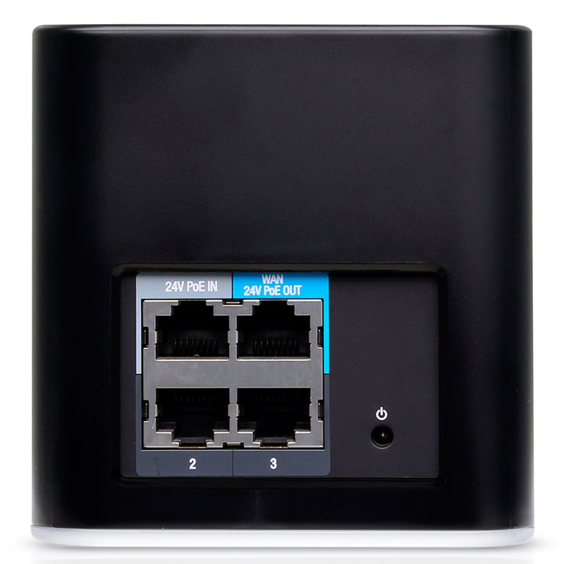 ACB-AC, airCube-AC Punto de Acceso Doble Banda AC,  PoE 24V passthrough