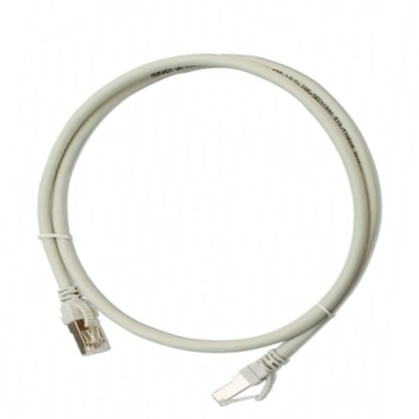 SBE-1109-3.0M-GY, Patch cord cat. 5e, Gris, 3 m
